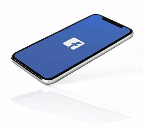 telefon - facebook