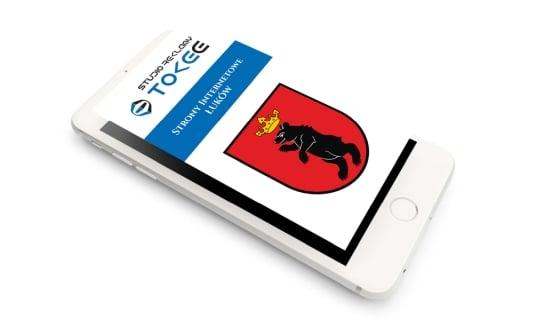 strony internetowe Łuków - na smartfony
