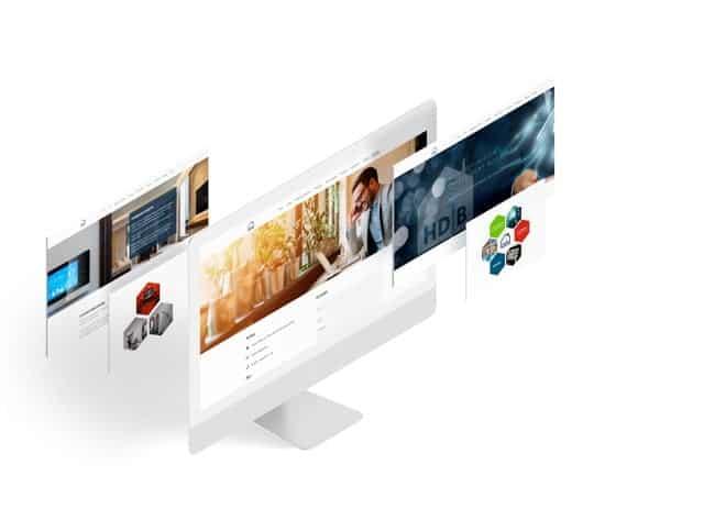 nowoczesne strony www
