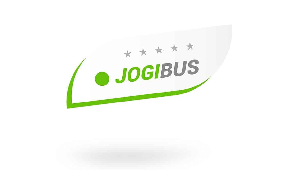 Logotyp Jogibus