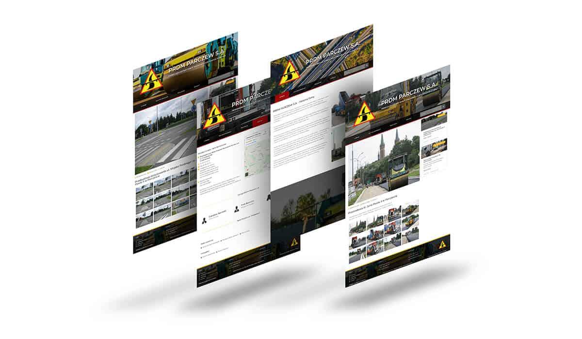Strona Internetowa PRDM Parczew
